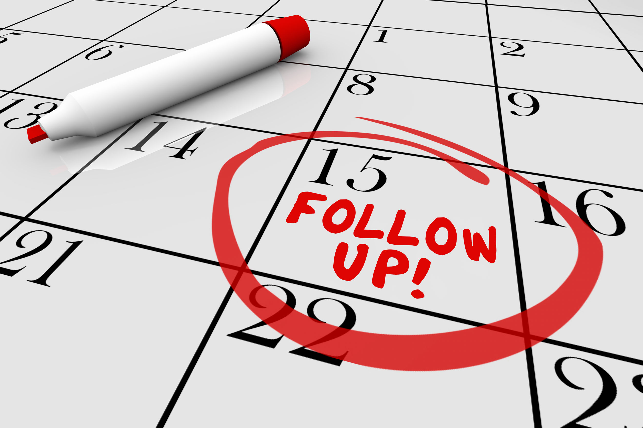Breathe New Life in Your Follow-Ups in 2020
